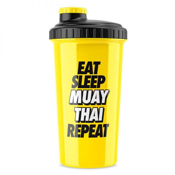Namman Muay Shaker per proteine 500ml Dietro